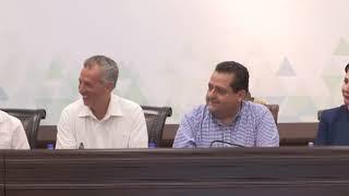 Gobernador Carlos Mendoza Davis y el desvío de mil 165 mdp