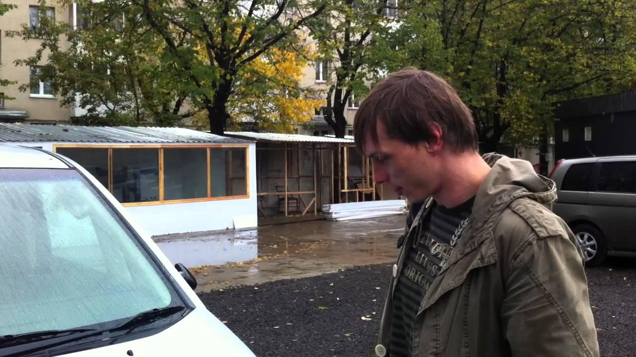Блог Андрея о покупке Mitsubishi Delica D5 - автомобиль пришел .