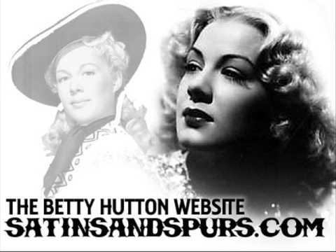 Betty Hutton - I Wish I Didn't Love You So (1947) Mp3