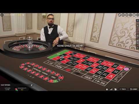 Deutsches Roulette - Live Dealer Casino @ Codeta