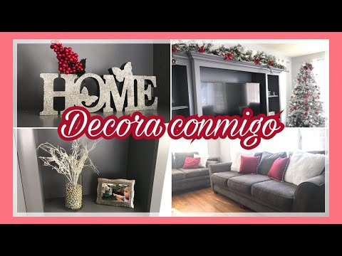 Decoraciones Navideñas 2018 | DIY Facilísimos