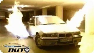 Flammenwerfer: Schutztechniken gegen Autodiebstahl - Abenteuer Auto