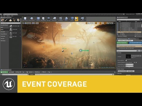 Volumetric Fog and Lighting in Unreal Engine 4 | GDC 2018 |
