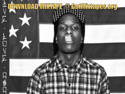 A$AP Rocky - Brand New Guy