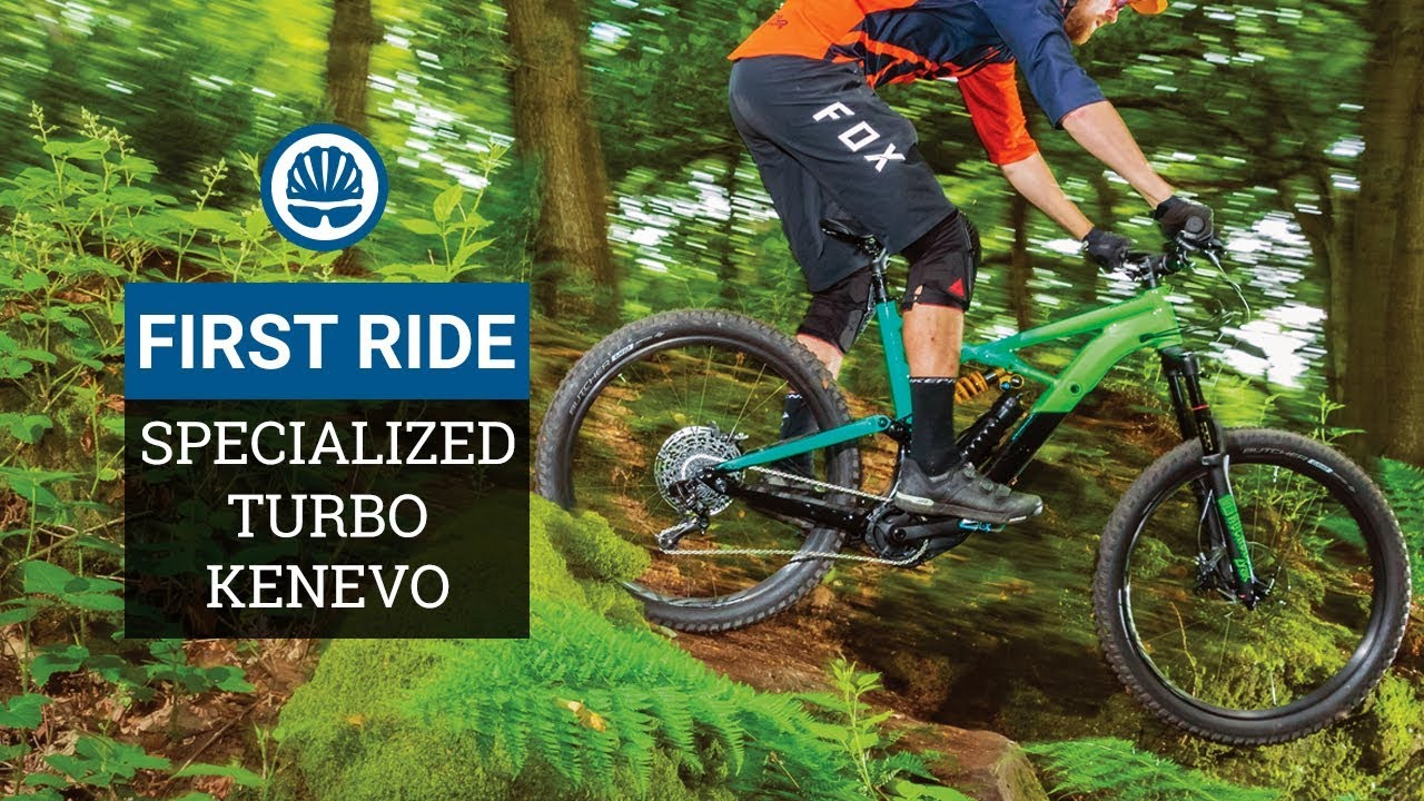 Specialized Turbo Kenevo Review - Agile Long-Travel e-MTB