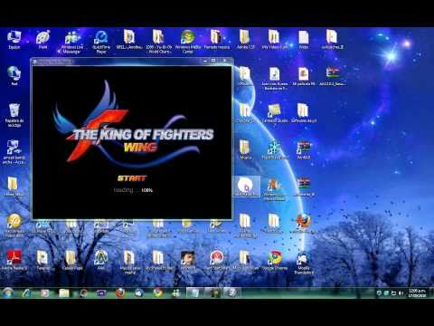 Descargar KOF WING 1.4