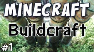 Minecraft - Buildcraft Mod Spotlight - (Technic Pack Part 1)