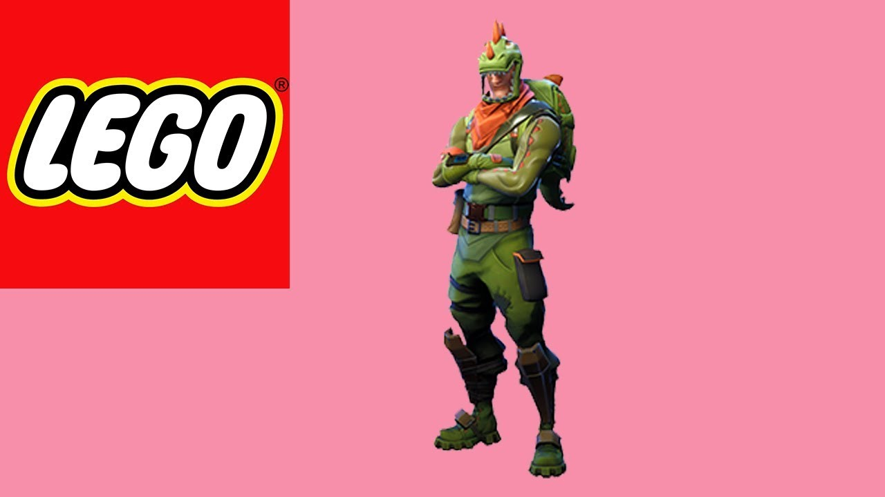 How to build lego fortnite battle royale characters rex youtube - Rex from fortnite ...