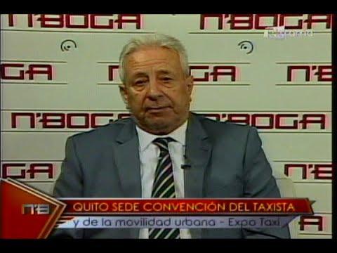Quito sede convención del taxista y de la movilidad urbana - Expo Taxi