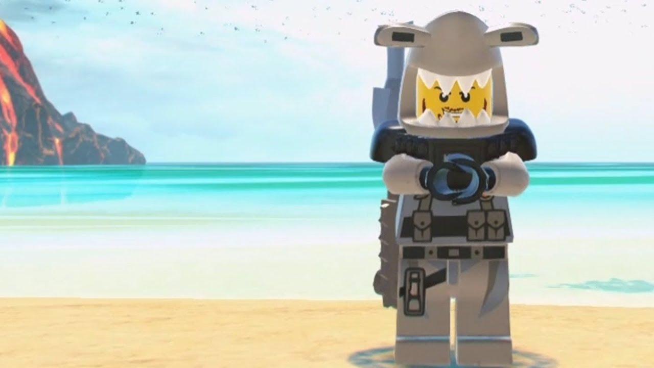 lego ninjago movie video game hammerhead open world free roam