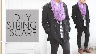 DIY: String Scarf! Thumbnail