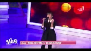 Repeat youtube video Indila - Dernière Danse - Live (Greek subtitles)