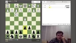 Chess.com Шахматы блиц 5 минут #31