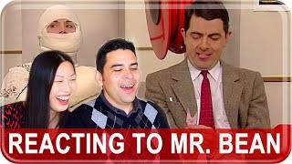 Mr. Bean: Americans React to British Comedy