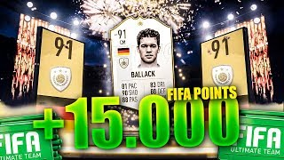 COMPLETO BALLACK PRIME + 15 MILA FIFA POINT IN PACK SPECIALI!