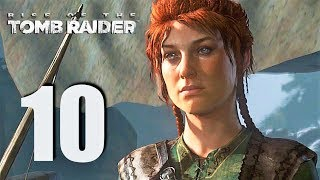 Rise of The Tomb Raider - Valle Geotermica