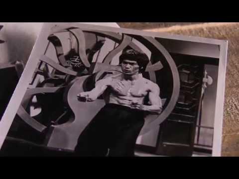 Bruce Lee Be Water Journal