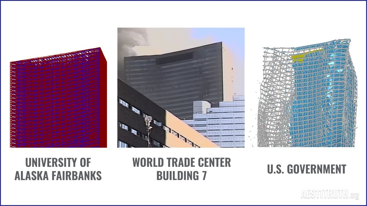 University Study Finds that WTC Building 7 Did NOT Collapse