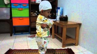 Anak ShoLeh Rajin ShaLat....