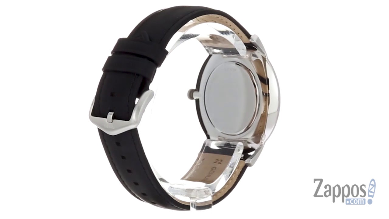 853712156 Fossil The Minimalist 3H - FS5398 SKU: 9027467 - YouTube
