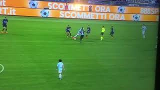 Milinkovic Savic skills vs Inter - 20/05/2018
