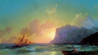 видео В иван айвазовский черное море