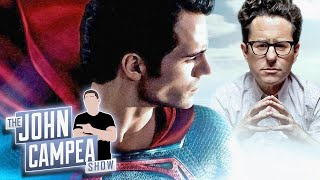 Henry Cavill Starring In JJ Abrams Superman Movie Likely - The John Campea Show