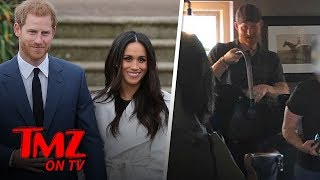 Prince Harry & Meghan Markle Take Baby Archie Out to a Pub | TMZ TV
