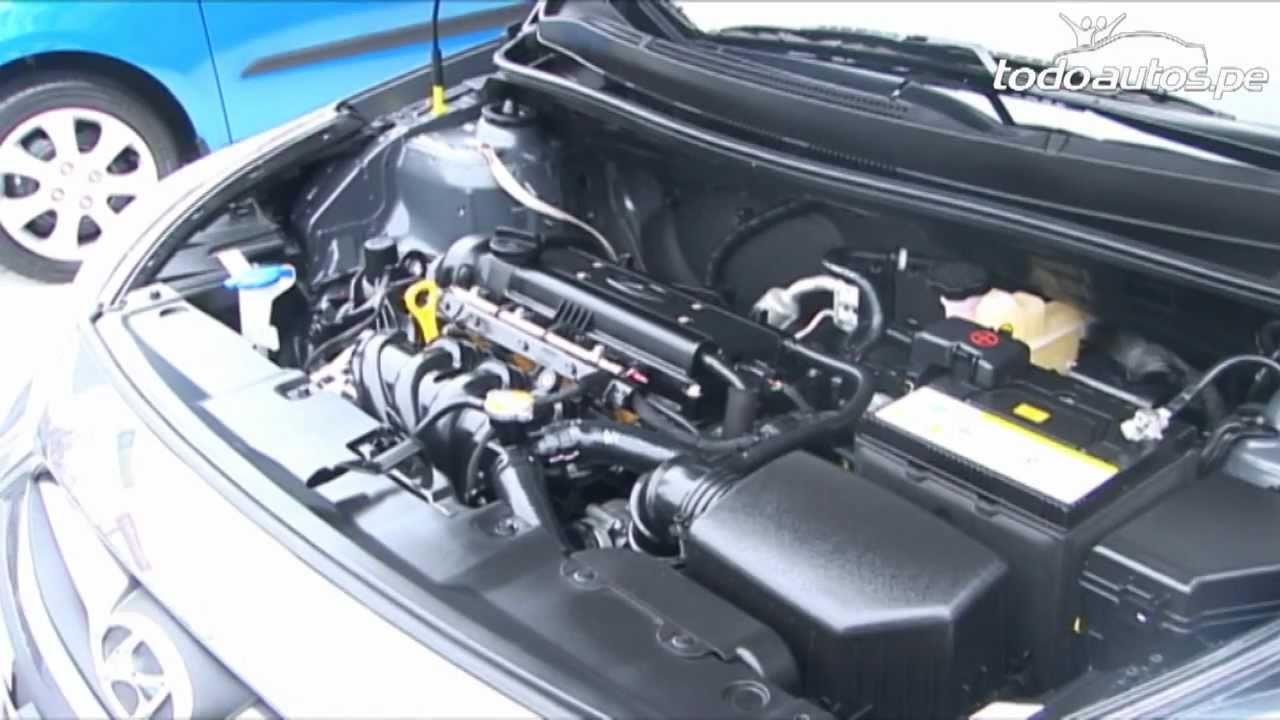 Hyundai Accent 2011 En Per 250 Presentado Por Todoautos Pe