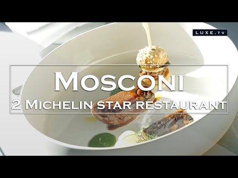 Luxembourg - 2nd Michelin star for Mosconi's restaurant - LUXE.TV