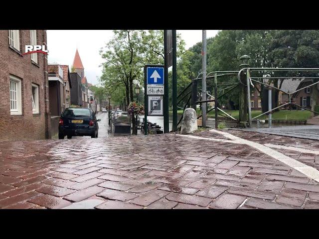 Binnenstadproblemen in Montfoort