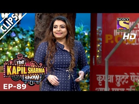 Kapil Sharma Flirting With Vaibhavi...