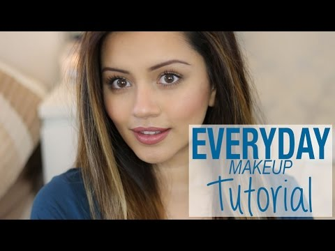 Tutorial: My Everyday Makeup Tutorial
