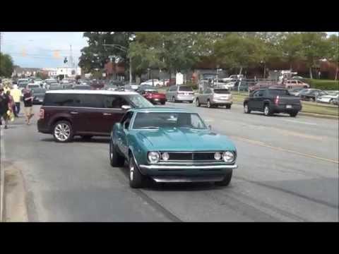 The Annapolis Car Show 2014 // Departures