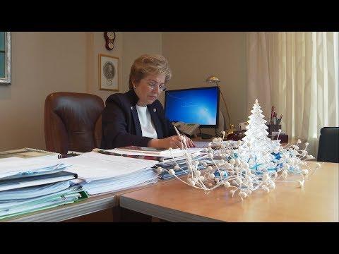 «Действующие лица» (27.12.19) Светлана Сивкова, генеральный директор Музея Мирового океана