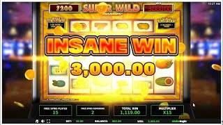 Super Wild Online Casino Classic Fruit Slots Game – Casino Slots Insane Win