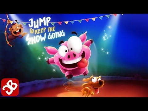 Piggy Show (By Appsolute Games LLC) - iOS/Android - Gameplay Video