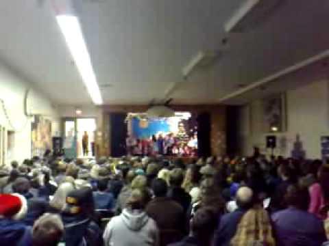 Prince Street School Christmas Concert