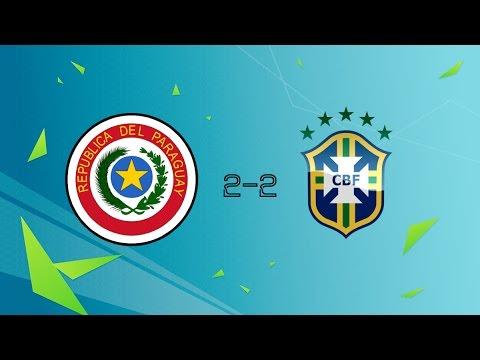Download Paraguay vs Brazil 2-2 All Goals & Highlights HD 30/03/16