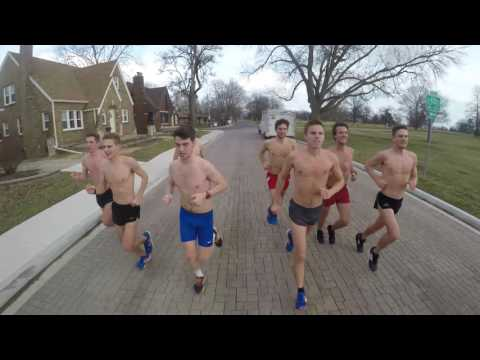 Bradley University Mens Track and Field: A Day in the Life