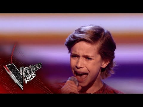 Jacob Performs 'I Want You Back': Blinds 4 | The Voice Kids UK 2018