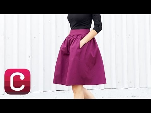 Sew a Skirt with Deborah Kreiling from Simplicity Patterns I ...