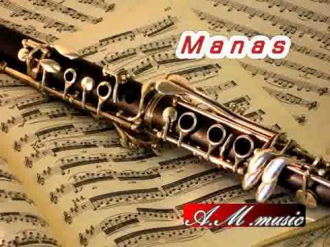 Manas - Urax par /klarnet /