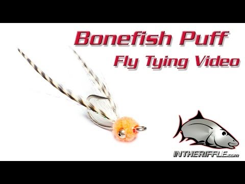 Bonefish Puff Fly Tying Video Instructions And Directions