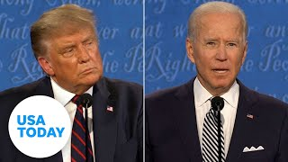 Biden, Trump fact checked on COVID-19, violence, campaigning | USA TODAY