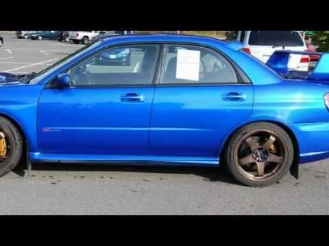 Used 2006 Subaru Impreza WRX Plainville CT