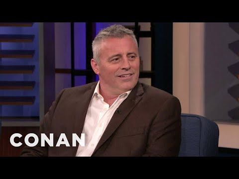 Sharon Osbourne Propositioned Matt LeBlanc At The Golden Globes - CONAN on TBS