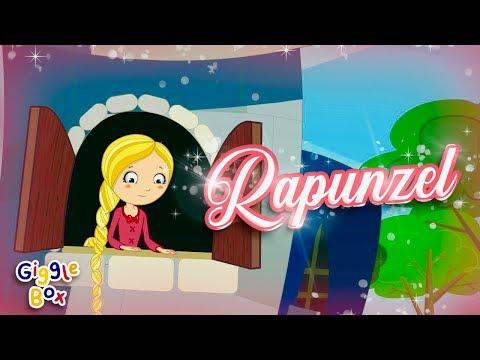 Rapunzel | Fairy Tales | Gigglebox