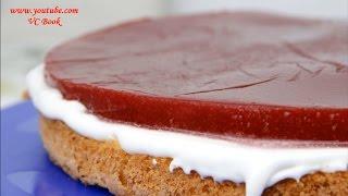 Ягодная - фруктовая начинка для торта | Наполнители для торта