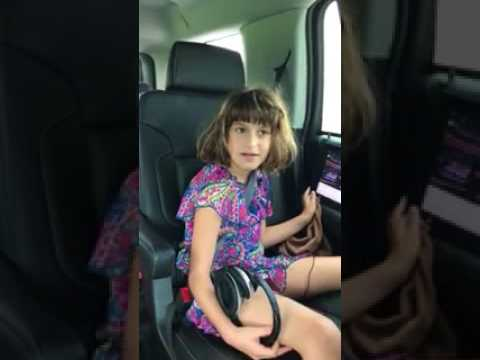 170810110 Little Girl Is Surprised With Ed Sheeran Concert Tickets